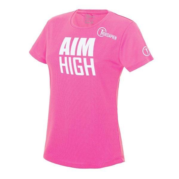 Women's Caption T Running Shirt