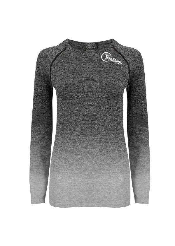 TrueSapien Women's Long Sleeved Multi Sport Top