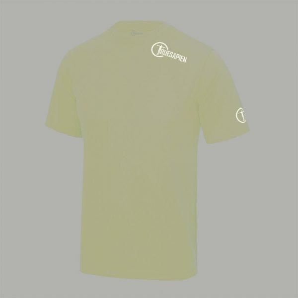 Hi-Viz Men's Running Shirt