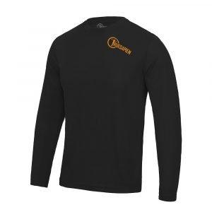 Men's Long Sleeved Running Shirt