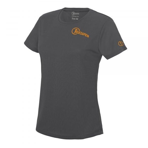 TrueSapien Women's Running Shirt
