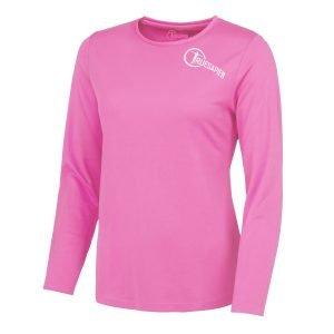 Women's Long Sleeved Running Shirt