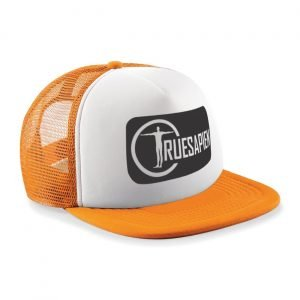 TrueSapien 'Vintage' SnapBack Trucker