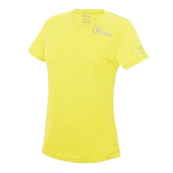 Hi-Viz Women's Running Shirt
