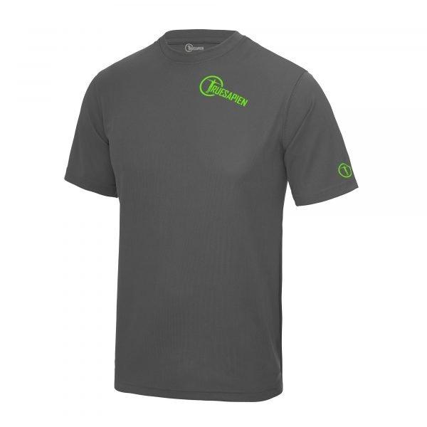 truesapien-mens-running-shirt-charcoal-green