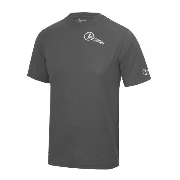 truesapien-mens-running-fitness-shirt-charcoal-white